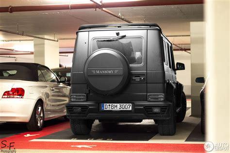 Farid Bangs Auto by Mercedes Mansory Gronos 4 Januar 2015 Autogespot