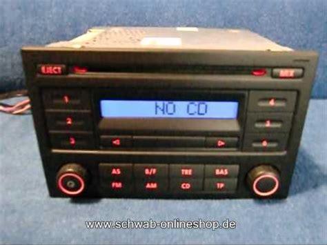 Audi Gamma Code Eingeben by Vw Volkswagen Gamma 5 V Safe Code Car Radio Codeeingabe