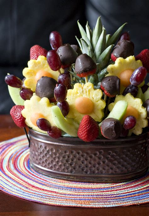 edible arrangement erica s sweet tooth 187 homemade edible arrangement