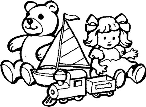 toy shops colouring pages