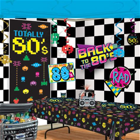80s Theme Decorations by 80s Decorations Home Interior Design