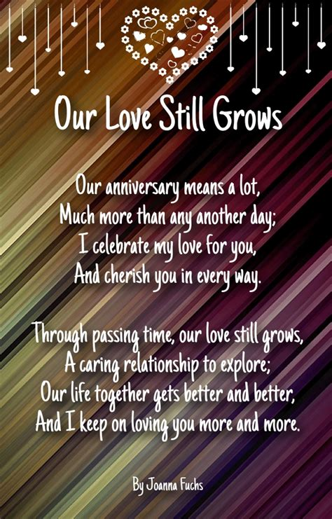Wedding Anniversary Sentiments by Anniversary Sentiments And Poems For Husband Hug2love