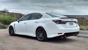 Gsf Lexus Road Test 2016 Lexus Gs F Testdriven Tv