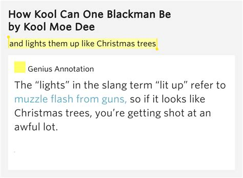Light Them Up Lyrics by And Lights Them Up Like Trees How Kool Can One