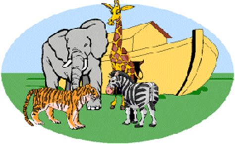Children S Sunday School Preschool Stories Noah And Noah S Ark While Animals Are Going To The Ark Drawing With Color