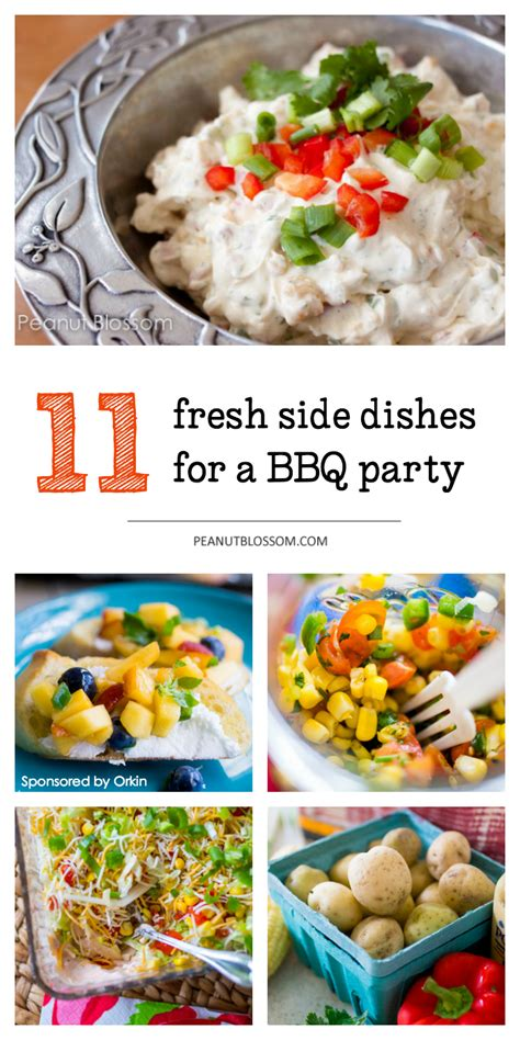 Backyard Bbq Side Dishes by It Up 31 Backyard Bbq Recipes That Will Make