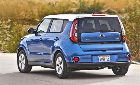 Ev Kia Soul Car And Driver