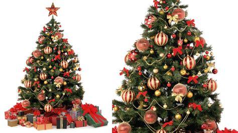 decorar un 225 rbol de navidad verde colores cl 225 sicos