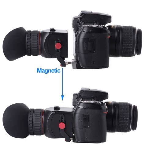 2 3x Hud Magnification Viewfinder lcd 3 0x magnification viewfinder magnifier for nikon d3x