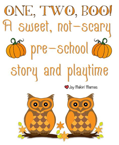 halloween storytime halloween story time playdate or lesson plan