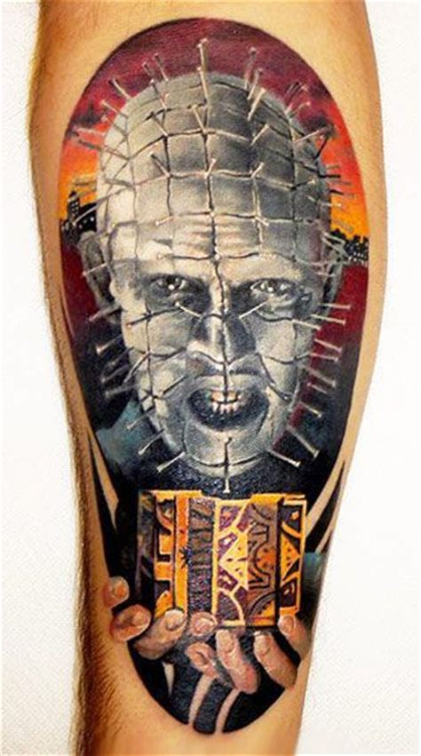 hellraiser tattoo designs the world s catalog of ideas