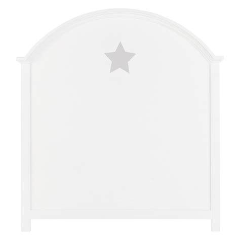 kopfteil bett 90 cm bett kopfteil aus holz f 252 r kinderbetten b 90 cm wei 223