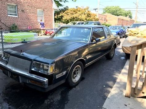 1987 buick regal limited turbo 1987 buick regal limited turbo t grand national