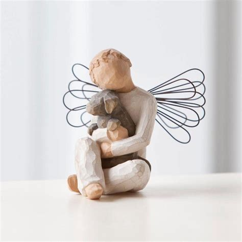 angel of comfort willow tree willow tree angel of comfort ornament 26062 holding with