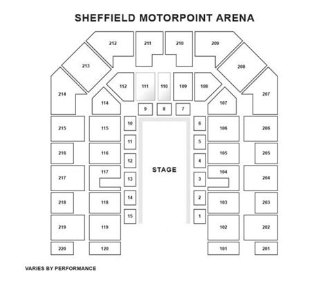 sheffield arena floor plan sheffield arena seat plan for strictly come dancing sheffield