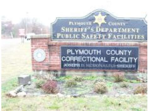 Plymouth County Arrest Records Plymouth County Inmate Dies At Hospital Plymouth Ma Patch