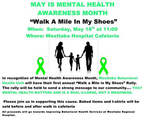 walk a mile in my shoes rally is saturday at westlake