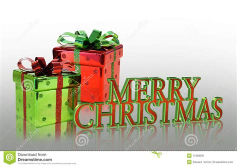 merry christmas presents background  text stock illustration illustration  holidays