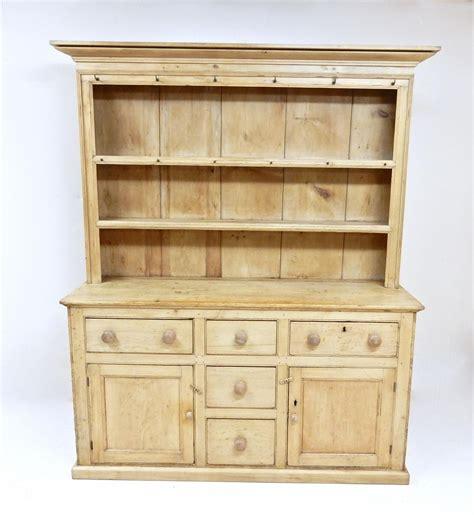 Pine Kitchen Dresser by Antique Pine Kitchen Dresser In Sold