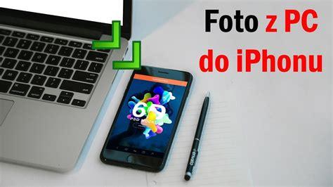 jak nakopirovat fotky  videa  iphonu ipadu ipodu cz