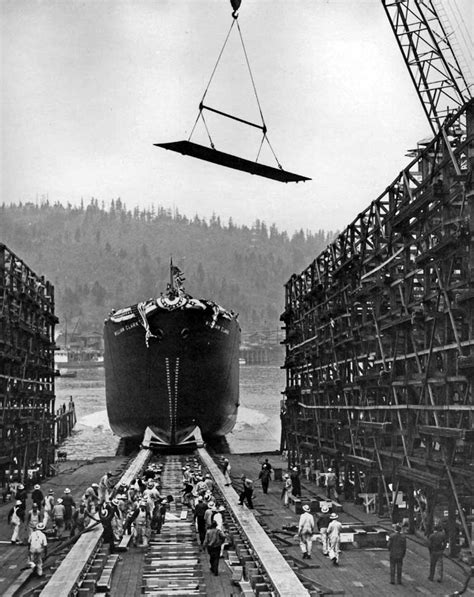 Henry J. Kaiser and the Liberty Ships | Defense Media Network