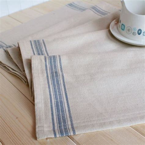 84 inch table runner minimalist rustic grainsack farmhouse table runner 84