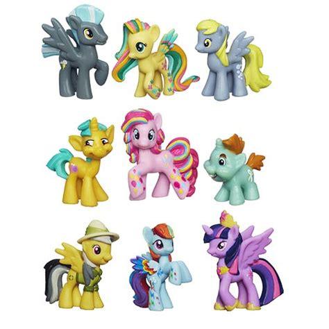 My Pony Figure 7 my pony friendship is magic minis wave 7 set