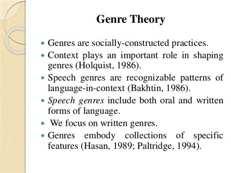 biography genre exles the use of lexical and grammatical references to reading