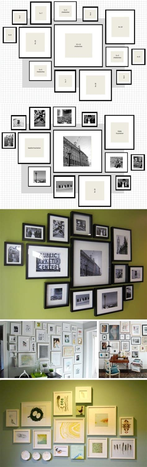 how to ikea ribba frame gallery wall 1p 12 x 12