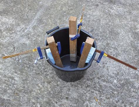 3 Legged Cing Stool by Make A 3 Legged Stool Diy Earth News