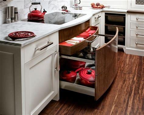 New Kitchen Drawers by Trish Namm Modern Kitchen Drawer Organizers New York