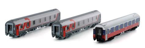 nice ls ls models set of 3 sleeping cars of moscow nice train set