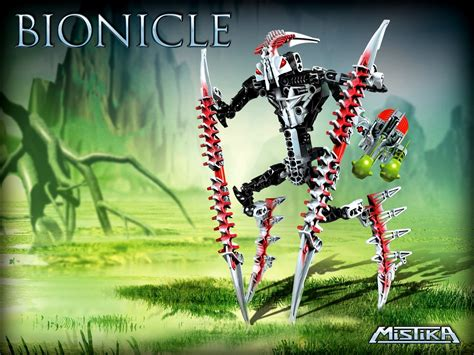 2008 lego bionicle mistika set of 8 mcdonalds youtube 8694 krika brickipedia fandom powered by wikia