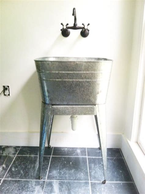 utility sink in laundry room house ideas pinterest Laundry Room Tub Sink
