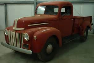 1947 Ford Truck For Sale 1947 Ford Series 7gy 3 4 1 Ton Truck For Sale