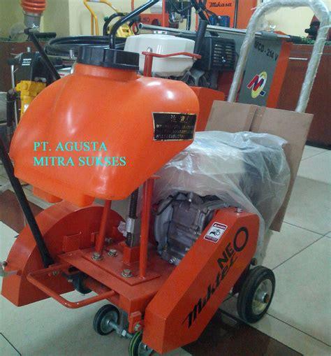 Mesin Bor Aspal jual mesin potong beton aspal mikasa teknologi ncc 04