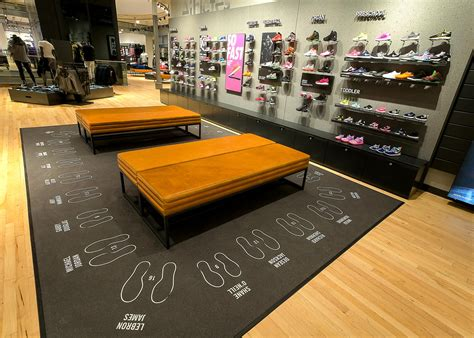 athletes shoe store nike the grove celebrates la nike news