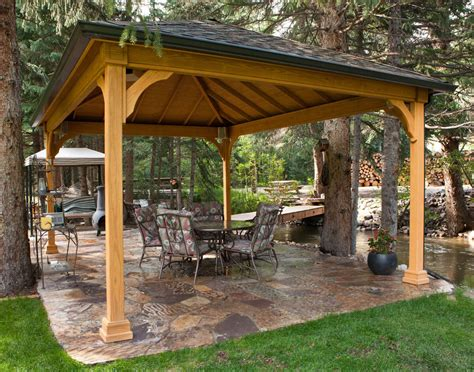 backyard gazebos 89 gazebo designs ideas wood vinyl octagon rectangle