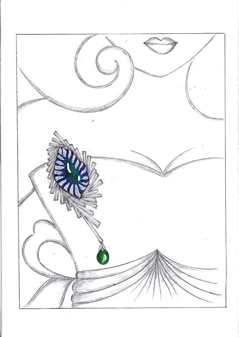 jewellery design contest iojdaa jewelry design competition 2011 by payal sanghvi at