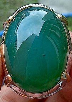 Batu Akik Bacan Doko Size C ring size 66 turkmen seal ring cornelian cabochon