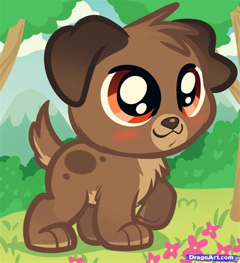 puppies to draw how to draw anime dogs step by step anime animals anime