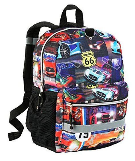 Cabin Backpack 50x40x20 by Fenza Racing Car School Sports Bag Backpack Racing