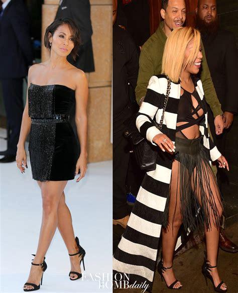 who wore it better k michelle vs erica dixon vh1 blog who wore it better k michelle vs jada pinkett smith in
