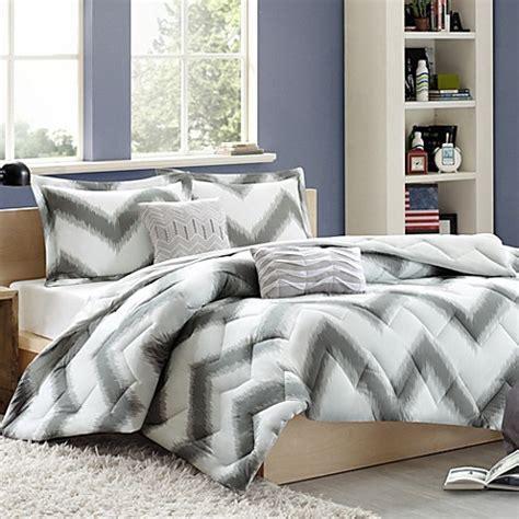 Cozy Soft Bed Set Buy Cozy Soft 174 Chevron 4 5 Reversible Comforter Set