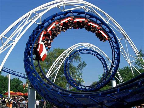 theme park videos some of the best roller coasters in the world deer digest