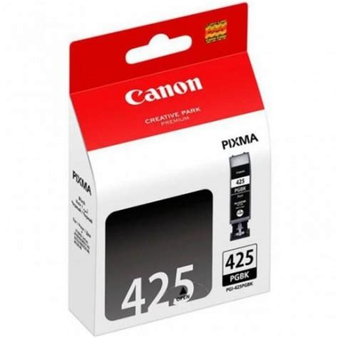 Canon Pgbk Ink Catridge Pgi770 canon ink cartridge pgi 425pgbk black pgi 425pgbk