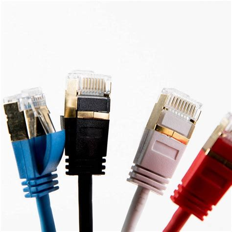 network cable   properly plugged