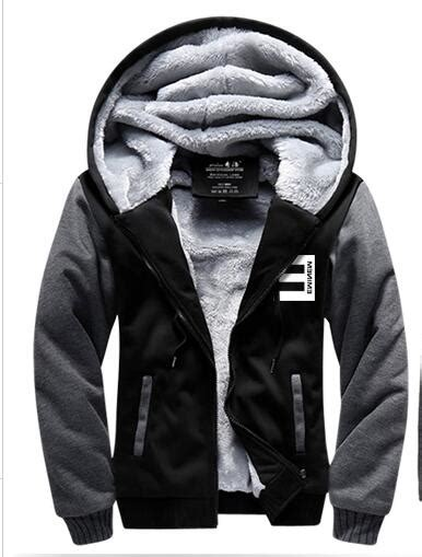 eminem zipper hoodie new winter jackets and coats eminem hoodie hip hop hooded