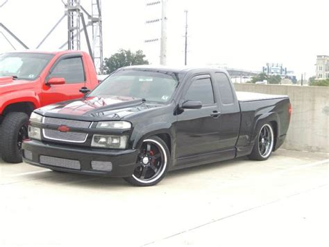 chevy colorado lowered chevy colorado lowered images autos post