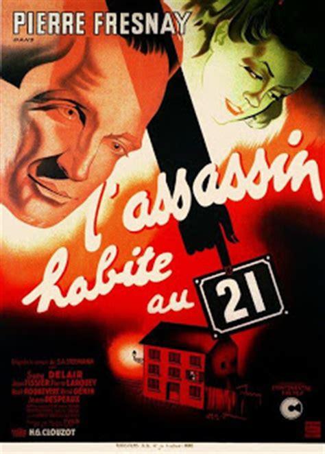 film enigmatique l assassin habite au 21 l 233 nigmatique monsieur durand